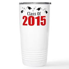 Class Of 2015 (Red Caps Travel Mug