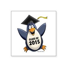 Class of 2015 Penguin Sticker