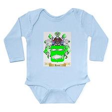 Kane Long Sleeve Infant Bodysuit