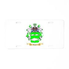 Kane Aluminum License Plate