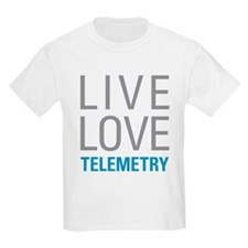Live Love Telemetry T-Shirt