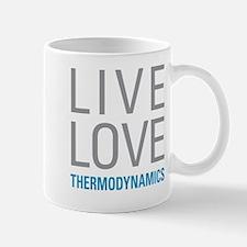 Thermodynamics Mugs