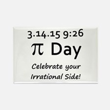 Pi Day 2015 Magnets