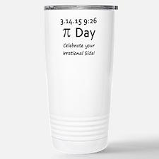 Pi Day 2015 Travel Mug