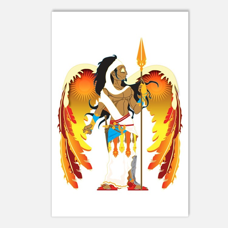 St. Uriel Postcards (Package of 8)