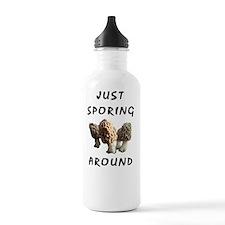 Cute Mushroom Water Bottle