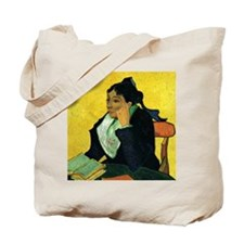 Portrait of Madame Ginoux Tote Bag