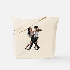 Dancers ~ Argentine Tango 3 Tote Bag