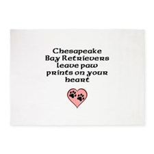 Chesapeake Bay Retrievers Leave Paw Prints On Your