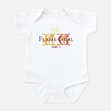 Flame Gurl Infant Bodysuit