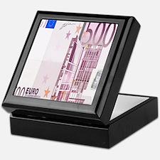 Unique Euro Keepsake Box
