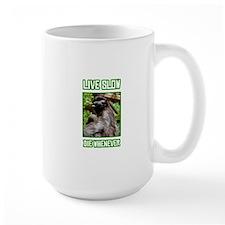 Live Slow Die Whenever Mugs