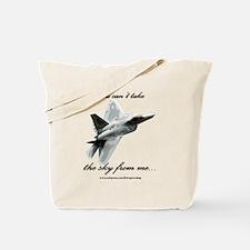 F22 Raptor Tote Bag
