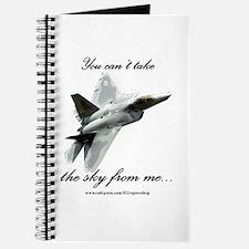 F22 Raptor Journal
