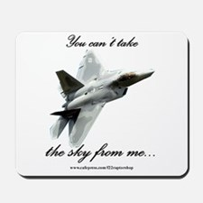 F22 Raptor Mousepad