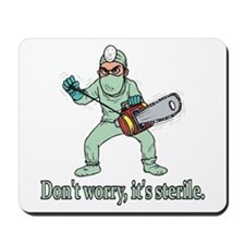 Funny Gifts For Patients Mousepad