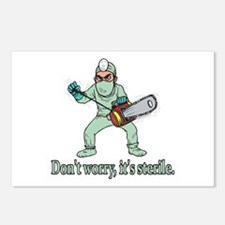 Funny Gifts For Patients Postcards (Package of 8)