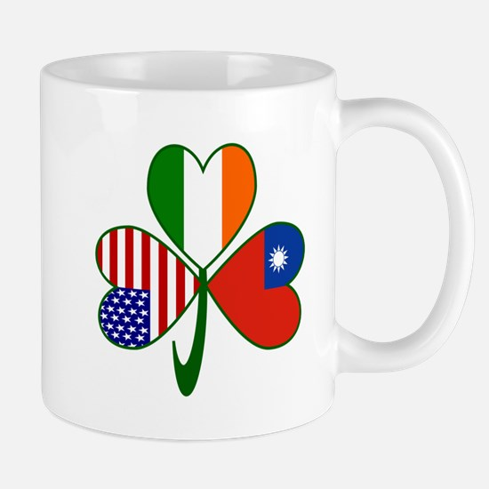 Shamrock of Taiwan China Mug