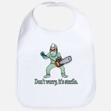 Funny Gifts For Patients Bib
