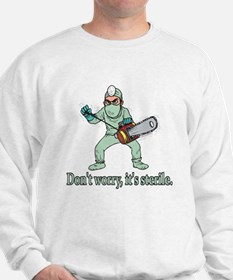 Funny Gifts For Patients Sweatshirt