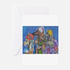 We Three Kings Greeting Cards
