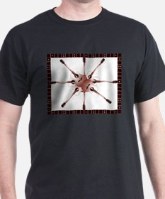 Pin Wheel T-Shirt