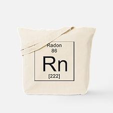 86. Radon Tote Bag