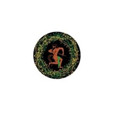 Satyr Mini Button