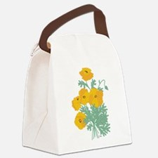 poppies.png Canvas Lunch Bag