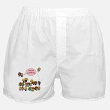 Girls Can Do Anything! Boxer Shorts