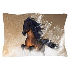 Awesome, beautiful horse Pillow Case