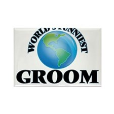 World's Funniest Groom Magnets