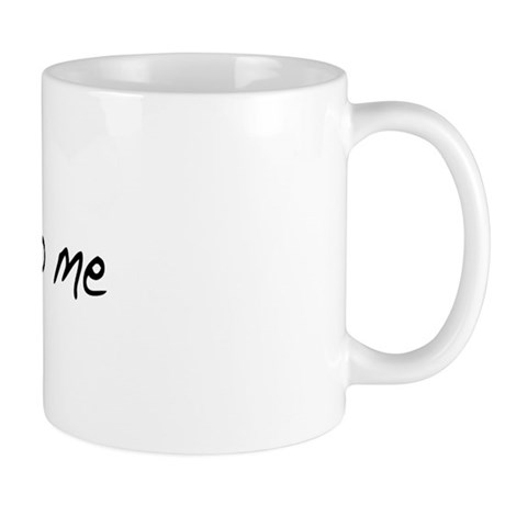Talk dirty to me (2) Mug