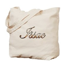 Gold Issac Tote Bag