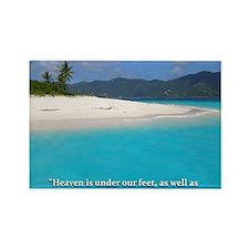 Heaven Quote - Thoreau Magnets