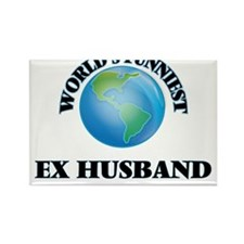 World's Funniest Ex-Husband Magnets