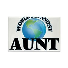 World's Funniest Aunt Magnets