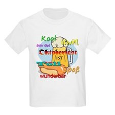 Oktoberfest ist Kool Spass Wunderbar - Okt T-Shirt