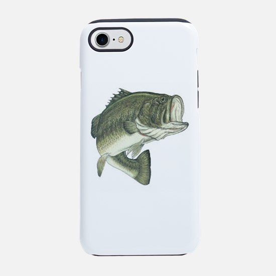 Large Mouth Bass Iphone 7 Tough Case