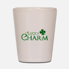 Lucky Charm Shot Glass
