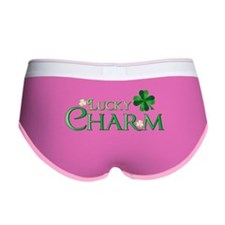 Lucky Charm Women's Boy Brief