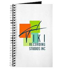 Cute Recording studio Journal