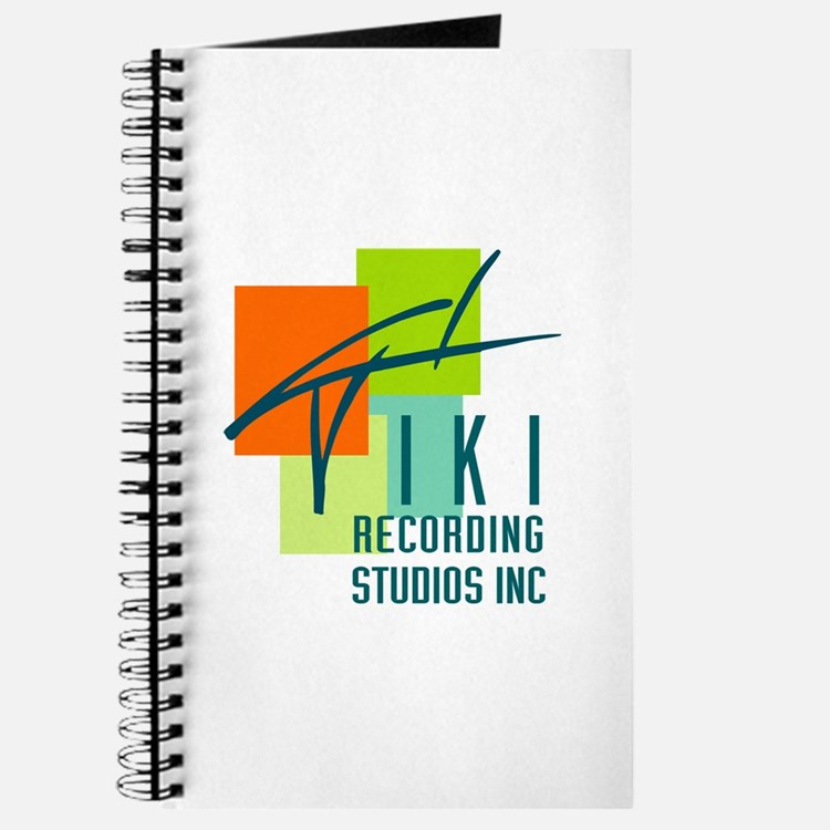 Cute Recording studio Journal