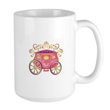 CINDERELLA CARRIAGE Mugs