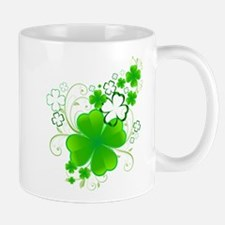 Clovers and Swirls Mugs