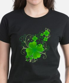 Clovers and Swirls T-Shirt