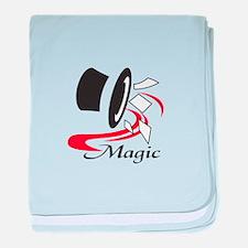 Magic baby blanket