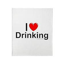 Drinking Throw Blanket