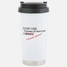 Fandom Stainless Steel Travel Mug