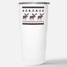 Maine Moose Travel Mug